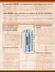 EXCEL Le système de cheminée résidentielle le plus ... - ICC-RSF - Page 3