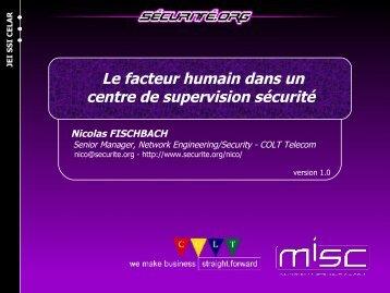 PDF (150 KB) - Sécurité.org