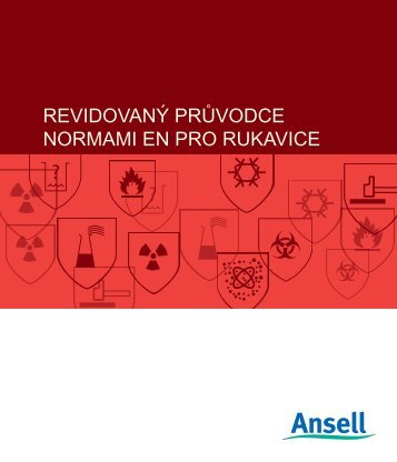 Rukavice střední konstrukce - Ansell Healthcare Europe