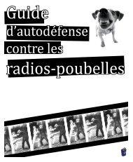 Guide d'autodéfense contre les radios-poubelles - Université Laval