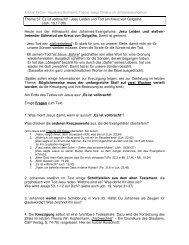 Thema 37: Es ist vollbracht! - Anskar Kirche Deutschland