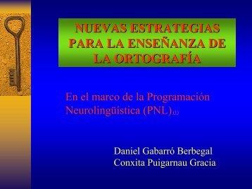 Nuevas estrategias para la enseñanza de la Ortografía (pdf)