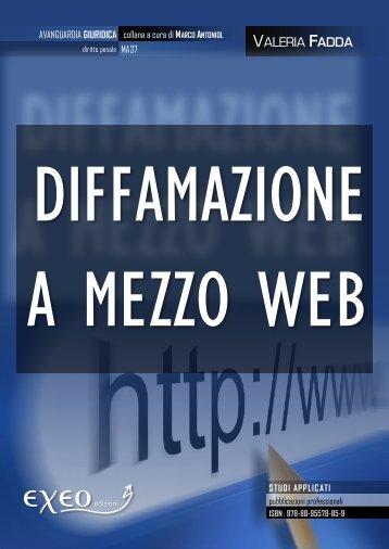 DIFFAMAZIONE A MEZZO WEB - Exeo