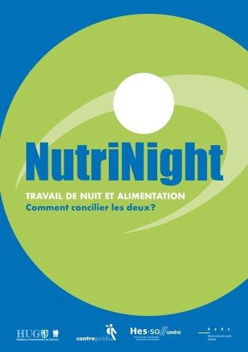 NutriNight - Contrepoids - HUG