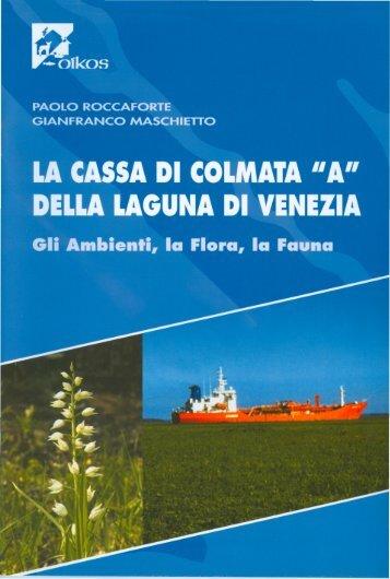 La Cassa di Colmata - Ornitologia Veneziana