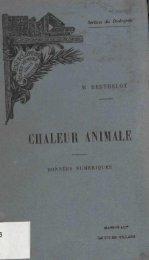CHALEUR ANIMALE