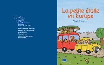 Album à colorier - EU Bookshop - Europa