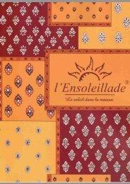 Collection 2013 - Ensoleillade