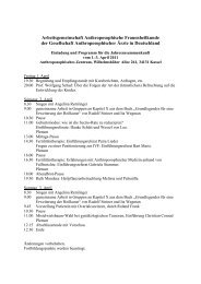 Entwurf Gyn-Treffen 2011-final - Gesellschaft Anthroposophischer ...