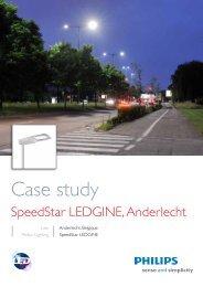 Case study SpeedStar LEDGINE - Bld Industriel- Anderlecht - Philips