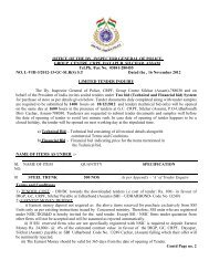 Tender for Purchase of Steel Trunk GC CRPF SLG - Central ...
