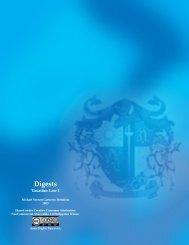 Digests - Berne Guerrero