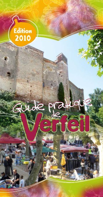 Guide pratique - Mairie de Verfeil