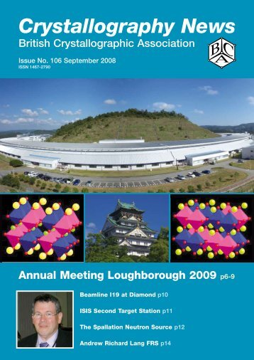 Download - British Crystallographic Association