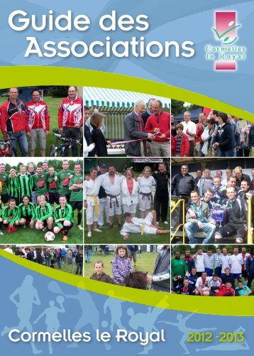 Guide des Associations - Cormelles le Royal