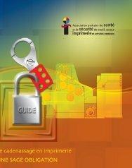 Guide - ASP imprimerie