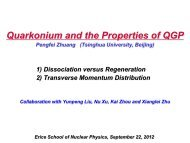 Quarkonium Production in Heavy Ion Collisions