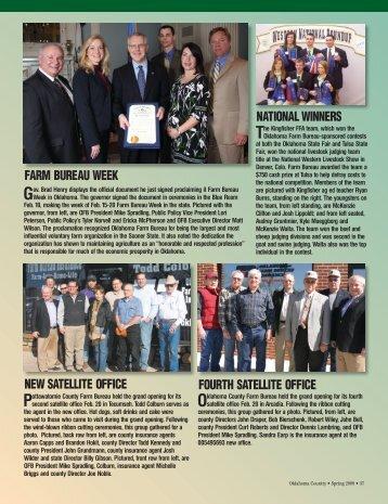 Farm Bureau Week - Oklahoma Farm Bureau