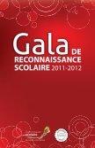 programme du Gala - Gala de reconnaissance - Commission ... - Page 2