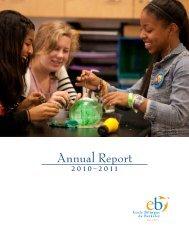 Annual Report - Ecole Bilingue de Berkeley