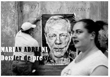 Dossier de presse - Marian Adreani