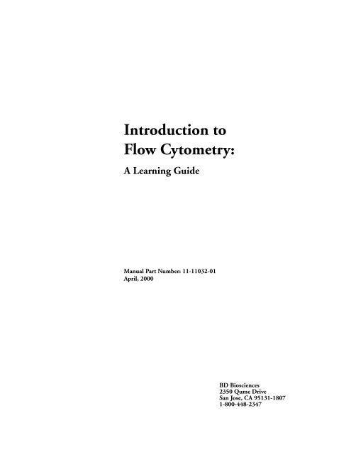 Flow cytometry introduction | abcam.