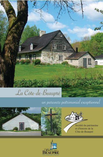 La Côte-de-Beaupré, un parcours patrimonial exceptionnel