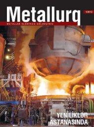 Metallurq 208x280 maket 1 2012.qxp - Baku Steel Company