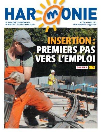 mars 2011 - Montpellier Agglomération