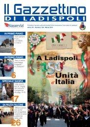 Gazzettino Ladispoli Marzo 2011.indd - Alaservizi.It