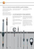 Multifonctions pour mesures en ventilation et qualité d'air ambiant - Page 2