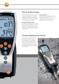 Multifonctions pour mesures en ventilation et qualité d'air ambiant - Page 4