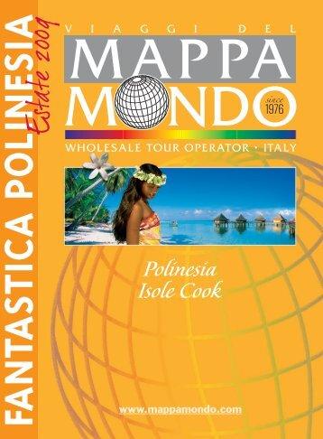 Fantastica Polinesia pag 2-3