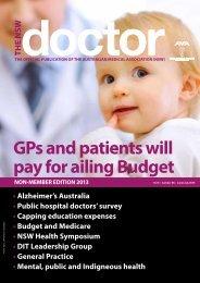 Complete PDF - Australian Medical Association NSW