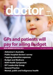 Complete PDF - Australian Medical Association NSW