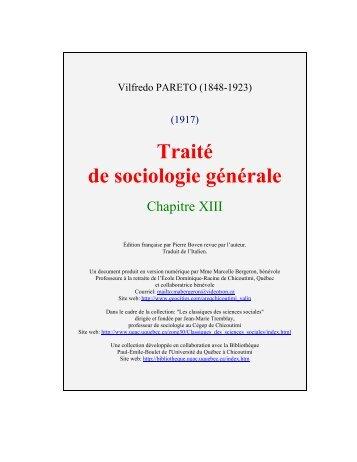 Un fichier de 992 K - Les Classiques des sciences sociales - UQAC