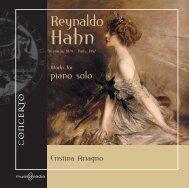 Reynaldo - Naxos Music Library