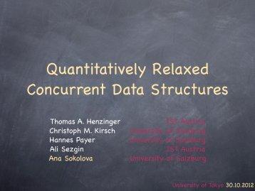 slides (pdf) - Cs.uni-salzburg.at