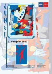 Junge VHS-web.indd - Volkshochschule Bochum