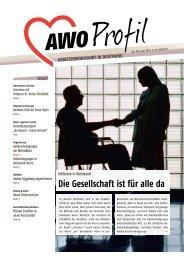 Ausgabe 49 2/2012 - Arbeiterwohlfahrt Unterbezirk Dortmund