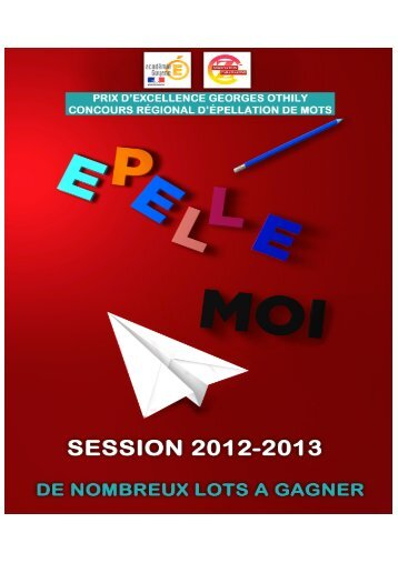 concours epelle moi - W ebtice