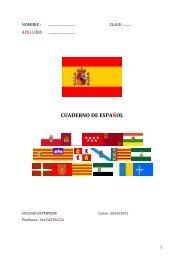 CUADERNO DE ESPAÑOL - Archive-Host