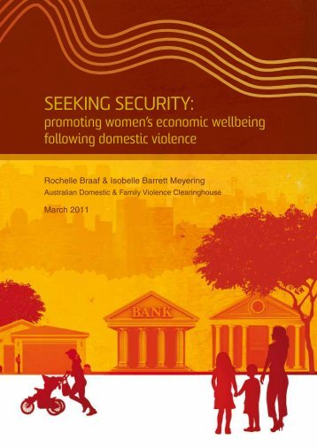 Seeking security report web