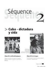 Cuba - dictadura y sida - Académie en ligne
