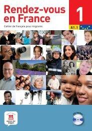 Les corrigés de Rendez en France - Editions Maison des Langues