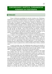 8. Corporeidade e bioética
