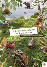 La Biodiversité wallonne au fil des saisons - Portail environnement ...