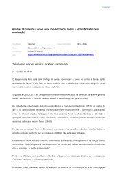 Algarve: Já começou a greve geral com aeroporto, portos ... - SNESup