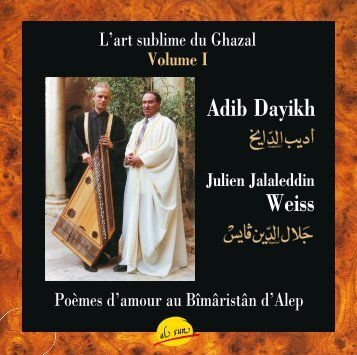 Télecharger le livret / Download booklet - al sur