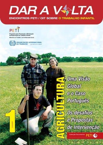 Encontros PETI/OIT sobre o trabalho infantil - International Labour ...
